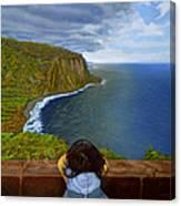 Amelie-an 's World Canvas Print