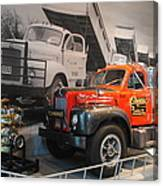 America On Wheels Museum - 4 Canvas Print