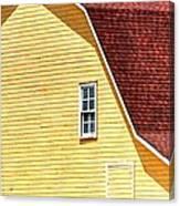 American Barn 14601 Canvas Print