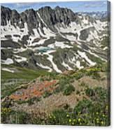 American Basin Canvas Print