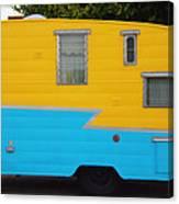 American Camper Series No.1 Canvas Print