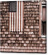 American Colors Of Maine Canvas Print