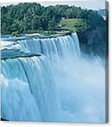 American Falls Niagara Falls Ny Usa Canvas Print