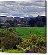 American Farmland 2 Canvas Print