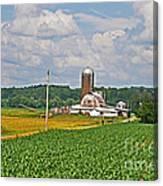 American Farmland 3 Canvas Print