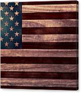 American Flag I Canvas Print