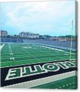 American Football Stadium Canvas Print