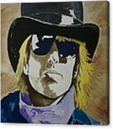 American Guy Canvas Print