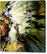 American Horse Canvas Print