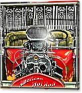 American Hot Rod Canvas Print