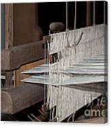 American Loom 1 Of 3 Canvas Print