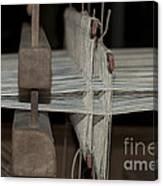 American Loom 3 Of 3 Canvas Print