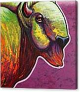 American Monarch Canvas Print