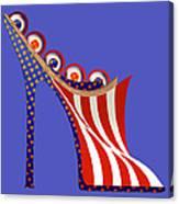 American Mule Canvas Print