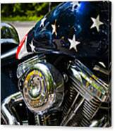 American Ride Canvas Print