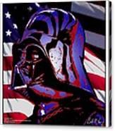 American Sith Canvas Print