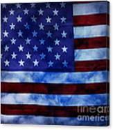 American Sky Canvas Print