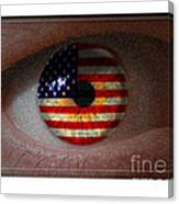 American View Canvas Print