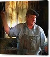 American Workingman Canvas Print