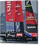 America's Cup San Francisco Canvas Print