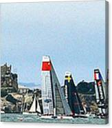 America's Cup World Series Canvas Print