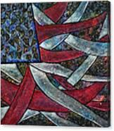 America's Journey Canvas Print