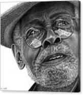 Amiri Baraka Canvas Print