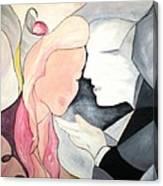 Amor Canvas Print