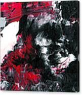 Amorphous Pleasure Canvas Print