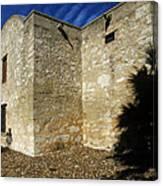 An Alamo View Canvas Print