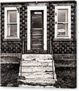 An America Home Canvas Print