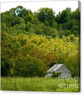 An American Country Scene Canvas Print