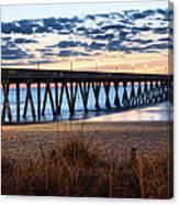 An Atlantic Daybreak Canvas Print