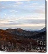 An Elk Knob View Canvas Print