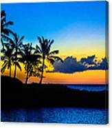 An Evening At Ko Olina Canvas Print