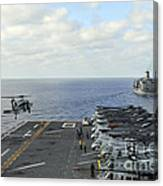 An Mh-60s Sea Hawk Takes Canvas Print