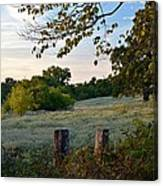An October Afternoon Canvas Print