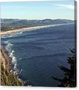An Oregon View Point Canvas Print