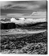 An Teallach Canvas Print