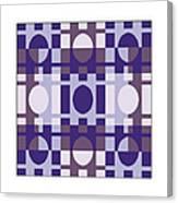 Analogous Color Harmony 4 Canvas Print