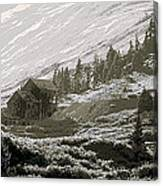 Anamis Forks Colorado Canvas Print