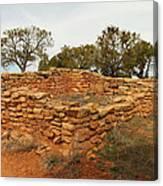 Anasazi Ruins Southern Utah Canvas Print