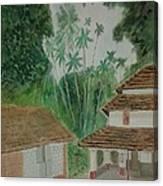 Ancestral House Canvas Print