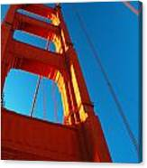 Anchor Of The Golden Gate Canvas Print