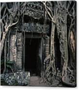 Ancient Angkor Cambodia Canvas Print
