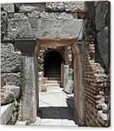 Ancient Arch Canvas Print