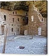 Ancient Architecture Canvas Print