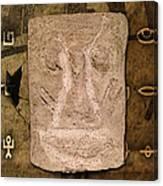 Ancient Artifact Canvas Print