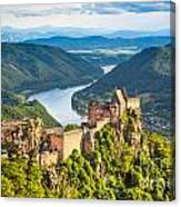 Ancient Austria Canvas Print