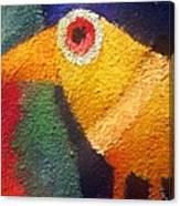 Ancient Bird Canvas Print